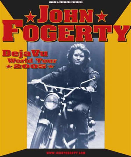 John Fogerty: Deja Vu World Tour