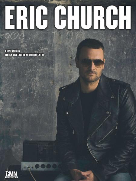 Eric Church: Live 2016