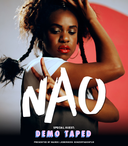 Nao: Live 2016