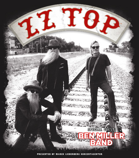 ZZ Top: Hell Raisers Tour 2016