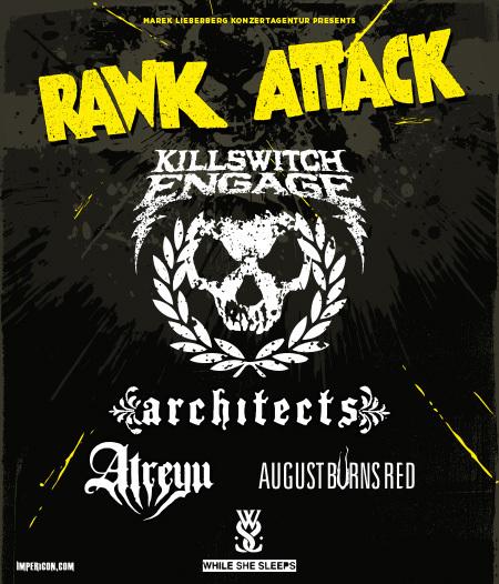 Rawk Attack: Live 2016