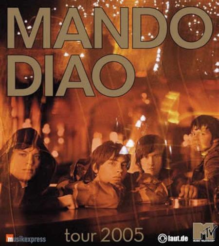 Mando Diao: 2005