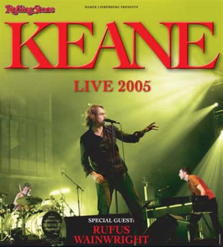 Keane: Live 2005