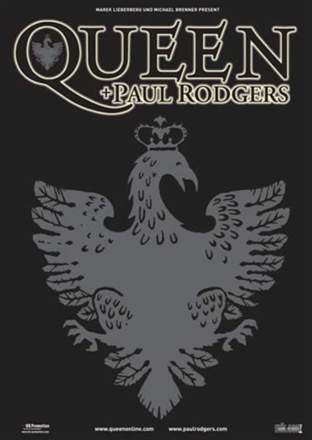 Queen & Paul Rodgers: Tour 2005