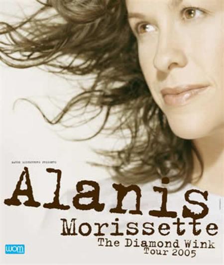 Alanis Morissette: The Diamond Wink Tour 2005