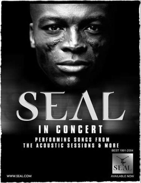 Seal: In Concert
