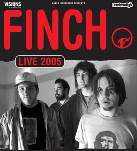 Finch: Live 2005