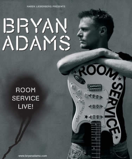 Bryan Adams: Room Service 2005