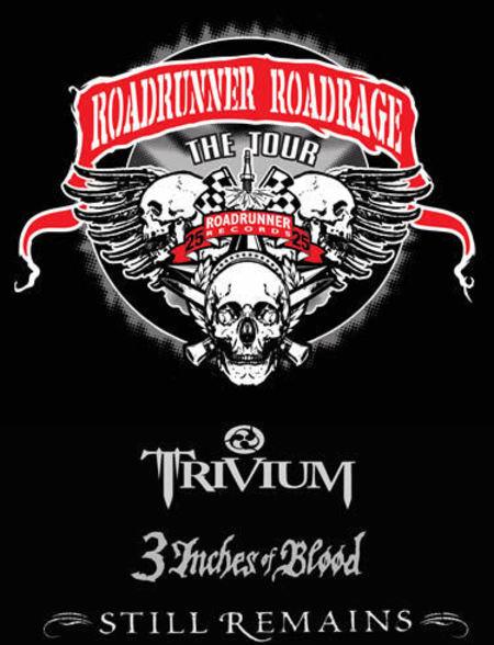 Roadrunner Roadrage: The Tour 2005