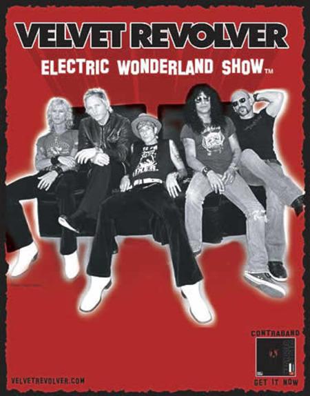 Velvet Revolver: Live 2005