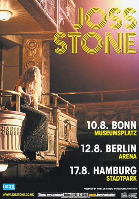 Joss Stone: In Concert