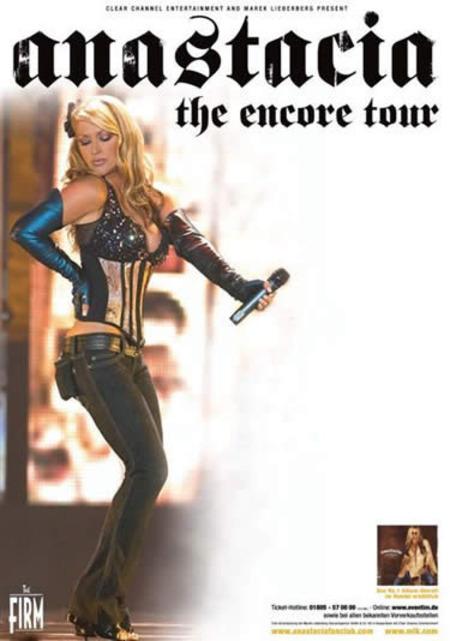 Anastacia: The Encore Tour