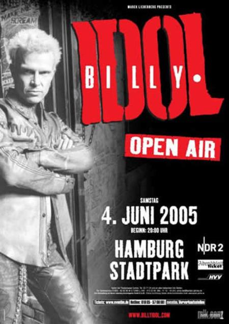 Billy Idol: Live 2005