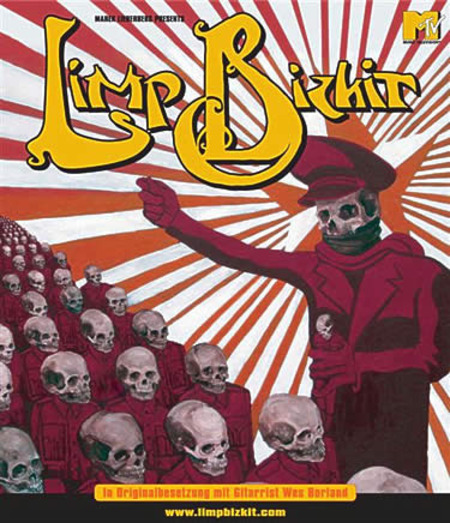 Limp Bizkit: Tour 2005