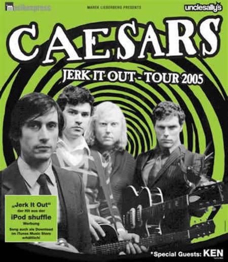 Caesars: Live 2005