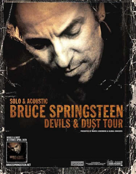 Bruce Springsteen: Solo and Acoustic Tour