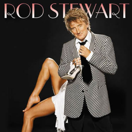 Rod Stewart: From Maggie May To The Great American Songbook