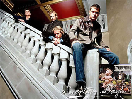 3 Doors Down: Tour 2005