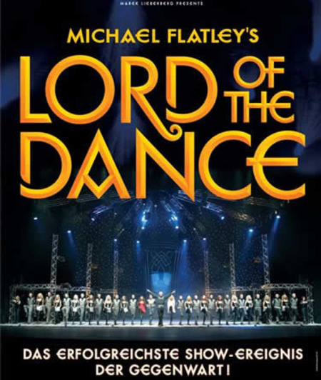 Lord of the Dance: Herbst 2005