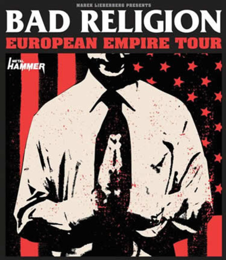 Bad Religion: European Empire Tour 2005