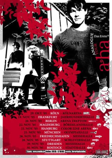 A-Ha: Analogue Tour