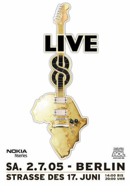 Live 8: 2005
