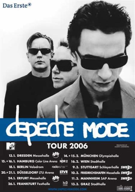 Depeche Mode: Tour 2006