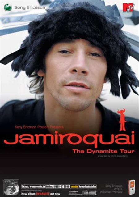 Jamiroquai: The Dynamite Tour