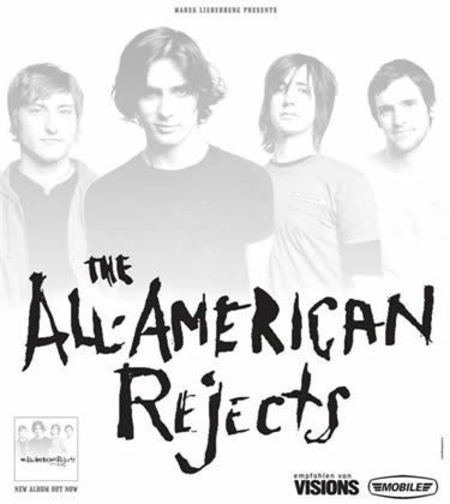The All American Rejects: Live