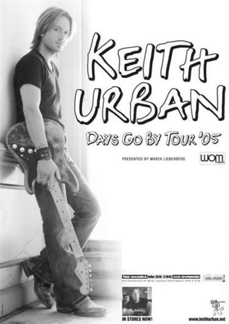Keith Urban: Tour 2005