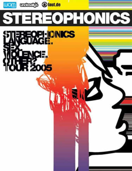 Stereophonics: Tour 2005