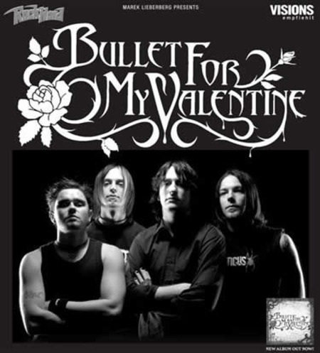 Bullet For My Valentine: Live 2005