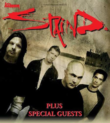Staind: Tour 2005
