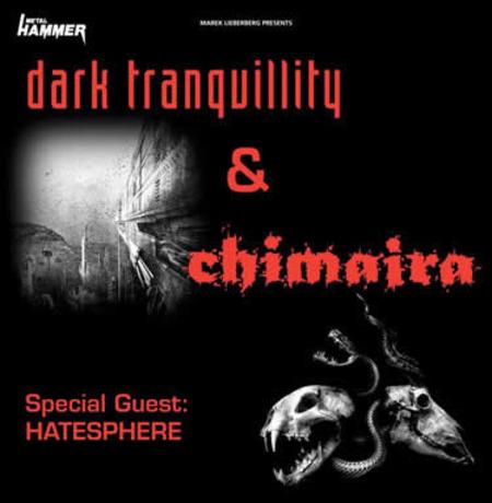 Dark Tranquillity & Chimaira: Live 2005