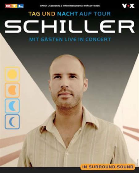 Schiller: Tag und Nacht auf Tour
