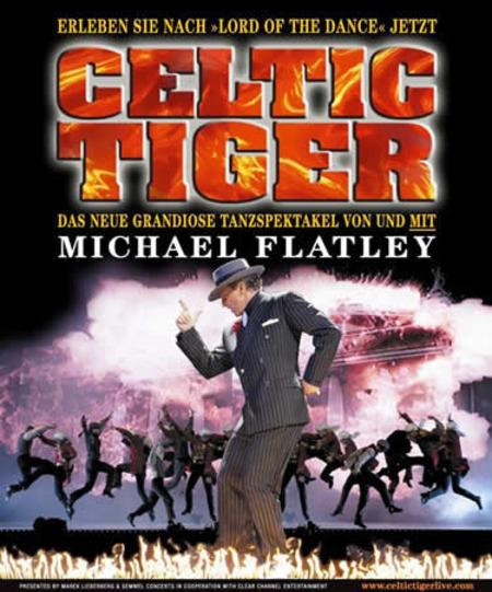 Celtic Tiger: von und mit Michael Flatley