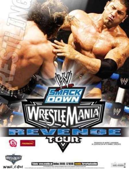 WWE SmackDown: WrestleMania Revenge Tour 2006
