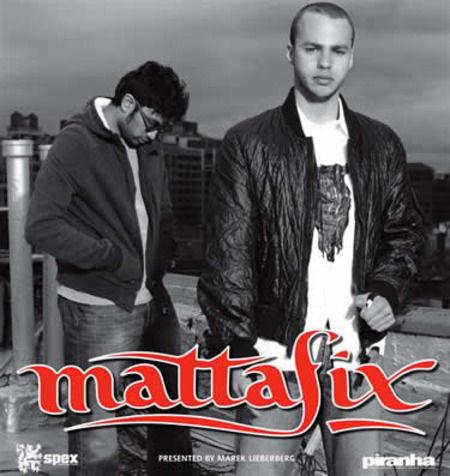Mattafix: Tour 2006