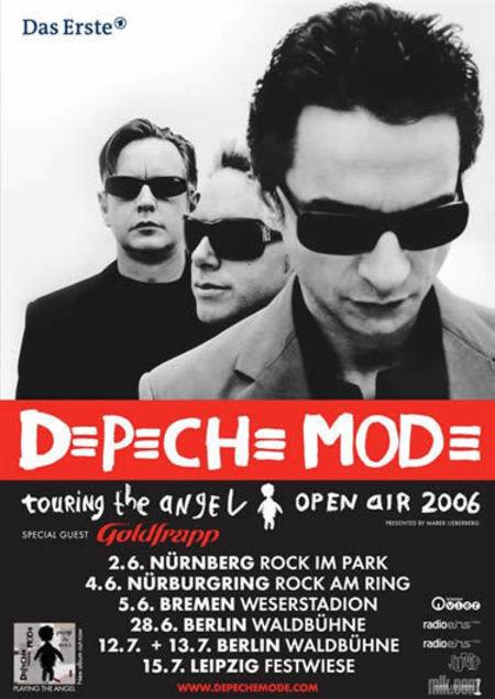Depeche Mode: Open Air 2006