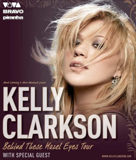 Kelly Clarkson: Behind These Hazel Eyes Tour 2006