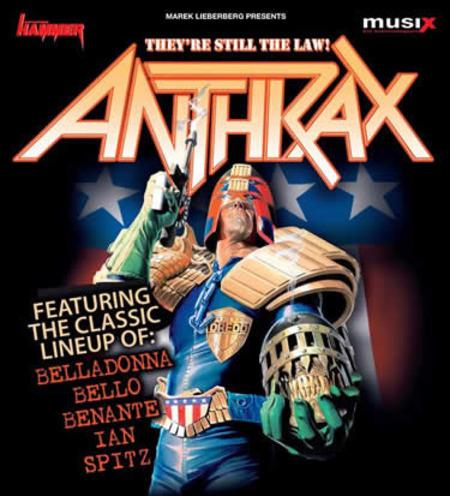 Anthrax: Tour 2006