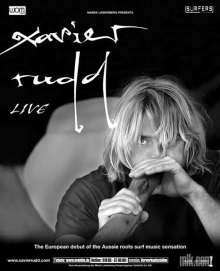 Xavier Rudd: Tour 2006