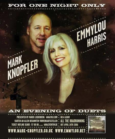 Mark Knopfler & Emmylou Harris: An Evening Of Duets