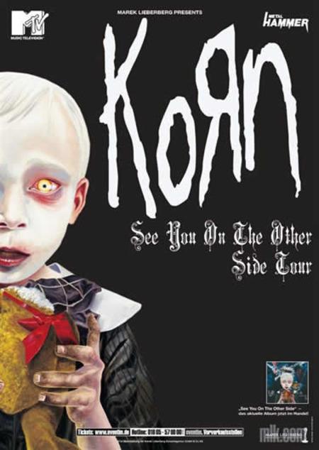 Korn: Tour 2006