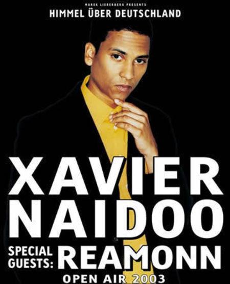 Xavier Naidoo: Open Air 2003