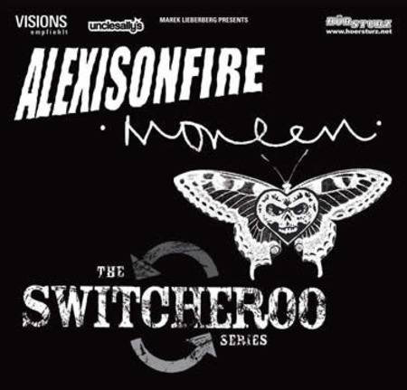 Alexisonfire: The Switcheroo Tour 2006