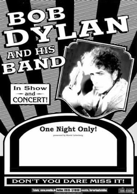 Bob Dylan: In Show And Concert 2006