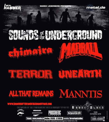 Sounds of the Underground: Tour 2006