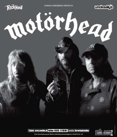 Motörhead: Tour 2006