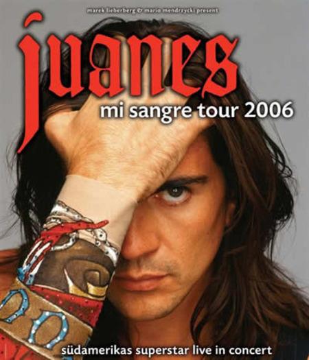 Juanes: Tour 2006